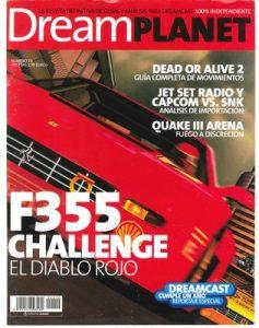 Dream Planet Número 10 – Noviembre, 2000 [PDF]
