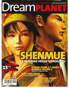 Dream Planet Número 11 – Diciembre, 2000 [PDF]