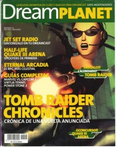 Dream Planet Número 12 – Enero, 2001 [PDF]
