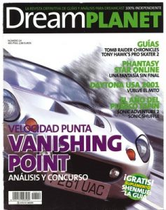 Dream Planet Número 14 – Marzo, 2001 [PDF]