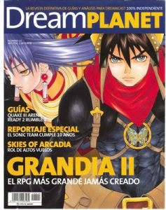 Dream Planet Número 15 – Abril, 2001 [PDF]
