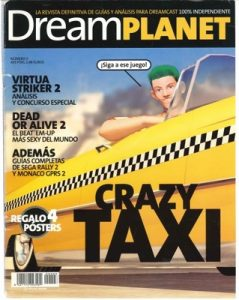 Dream Planet Número 3 – Marzo, 2000 [PDF]