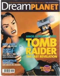 Dream Planet Número 4 – Abril, 2000 [PDF]