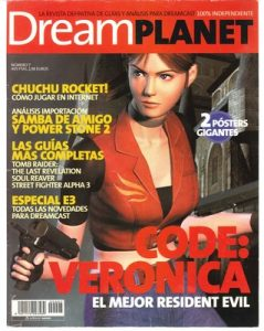 Dream Planet Número 7 – Julio, 2000 [PDF]