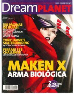 Dream Planet Número 8 – Agosto-Septiembre, 2000 [PDF]