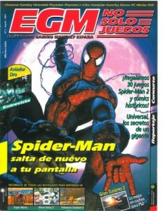 EGM N°3 – Agosto, 2001 [PDF]