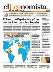 El Economista – 05 Junio, 2017 [PDF]