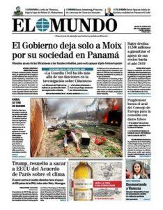 El Mundo – 01 Junio, 2017 [PDF]