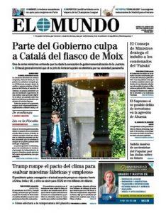 El Mundo – 02 Junio, 2017 [PDF]
