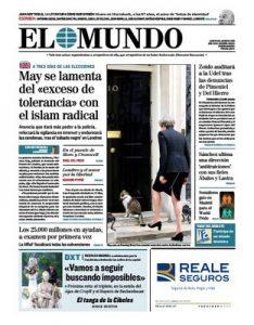 El Mundo – 05 Junio, 2017 [PDF]