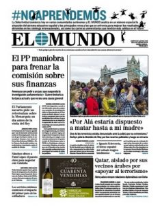 El Mundo – 06 Junio, 2017 [PDF]