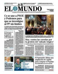 El Mundo – 07 Junio, 2017 [PDF]