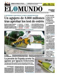 El Mundo – 08 Junio, 2017 [PDF]