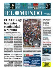 El Mundo – 21 Mayo, 2017 [PDF]