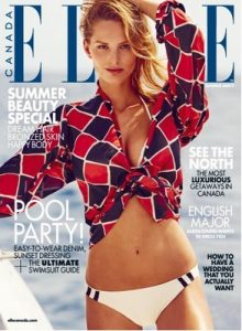 Elle Canada – July-August, 2017 [PDF]