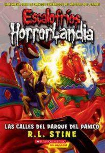 Escalofríos HorrorLandia #12: Las calles del Parque del Pánico – R. L. Stine [ePub & Kindle]