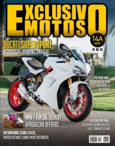 Exclusivo Motos – Marzo, 2017 [PDF]
