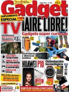 Gadget N° 102 – Junio, 2017 [PDF]