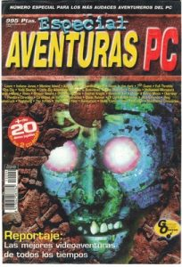 Game Over – Especial Aventuras PC, 1999 [PDF]