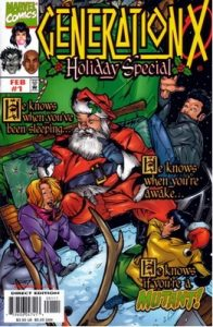 Generation X Holiday Special Vol 1 #1 [PDF]