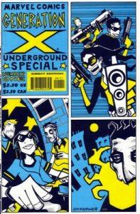 Generation X Underground #1 [PDF]