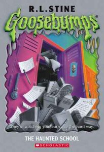 Goosebumps: The Haunted School – R. L. Stine [ePub & Kindle] [English]