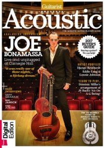 Guitarist Presents Acoustic – Summer, 2017 [PDF]