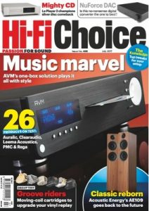 Hi-Fi Choice – Issue 425 – July, 2017 [PDF]
