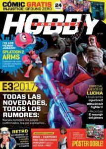 Hobby Consolas España N° 311 – Junio, 2017 [PDF]