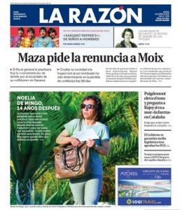 La Razón – 01 Junio, 2017 [PDF]