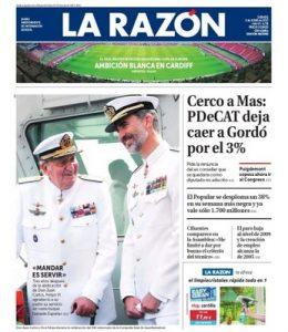 La Razón – 03 Junio, 2017 [PDF]