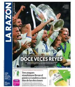 La Razón – 04 Junio, 2017 [PDF]