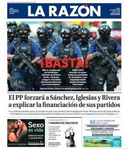La Razón – 05 Junio, 2017 [PDF]