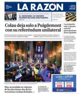 La Razón – 07 Junio, 2017 [PDF]
