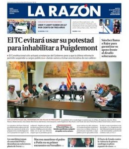 La Razón – 30 Mayo, 2017 [PDF]
