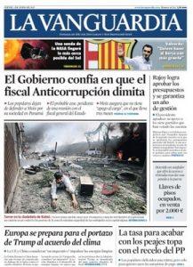 La Vanguardia – 01 Mayo, 2017 [PDF]