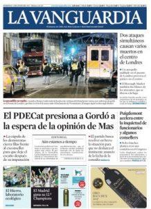 La Vanguardia – 04 Junio, 2017 [PDF]