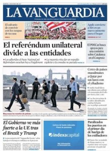 La Vanguardia – 06 Junio, 2017 [PDF]