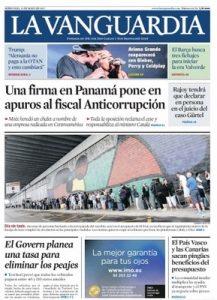 La Vanguardia – 31 Mayo, 2017 [PDF]