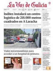 La Voz de Galicia – 01 Junio, 2017 [PDF]