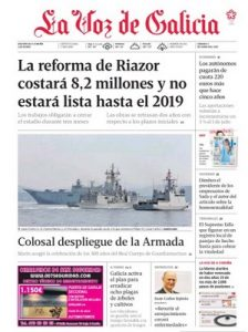 La Voz de Galicia – 03 Junio, 2017 [PDF]