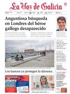 La Voz de Galicia – 06 Junio, 2017 [PDF]