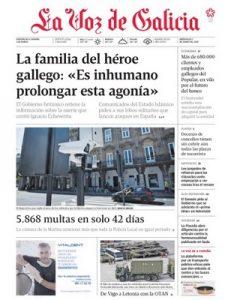 La Voz de Galicia – 07 Junio, 2017 [PDF]
