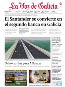 La Voz de Galicia – 08 Junio, 2017 [PDF]