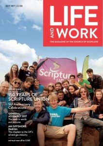 Life and Work – July, 2017 [PDF]