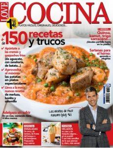 Love Cocina España – Junio, 2017 [PDF]