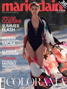 Marie Claire Italia – Luglio, 2017 [PDF]