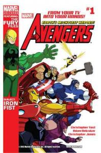 Marvel Universe Avengers: Earth's Mightiest Heroes (2012-2013) #1 – Christopher Yost, Adam Dekraker [ePub & Kindle]