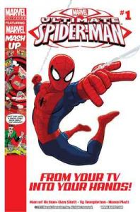 Marvel Universe Ultimate Spider-Man (2012-2014) #1 – Man of Action, Nuno Plati [ePub & Kindle] [English]