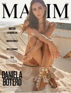 Maxim México – Junio, 2017 [PDF]